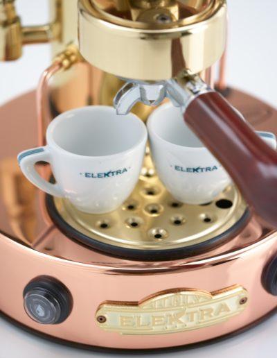 Kávovar Elektra Micro Casa Leva