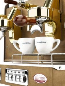 Kávovar Elektra Sixties Riforma